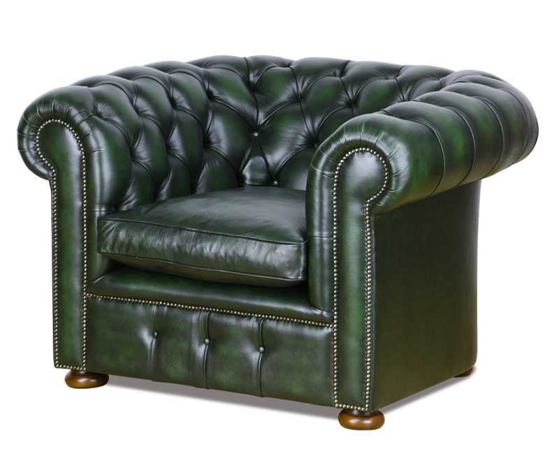 Original chesterfield sessel und ohrensessel for Ohrensessel lord